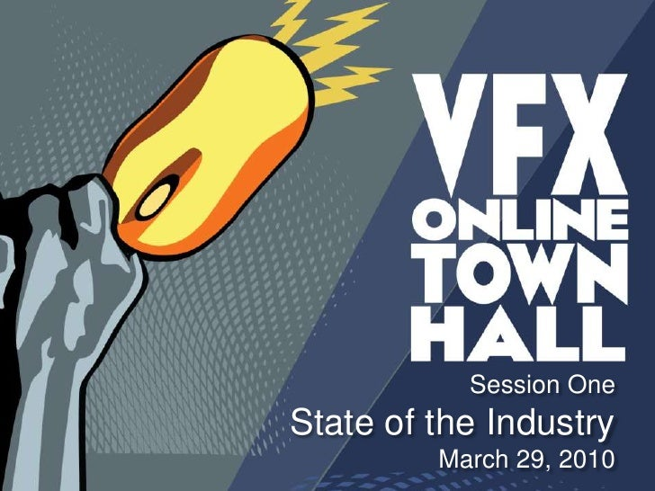 Session One<br />State of the Industry<br />March 29, 2010<br />