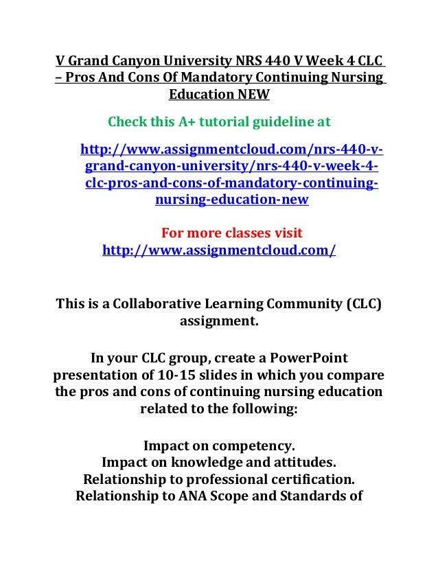 impact on knowledge and attitudes continuing nursing education