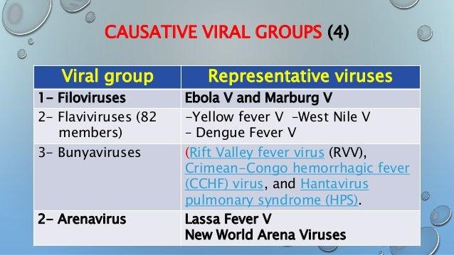 Infection Mechanism of Genus Ebolavirus