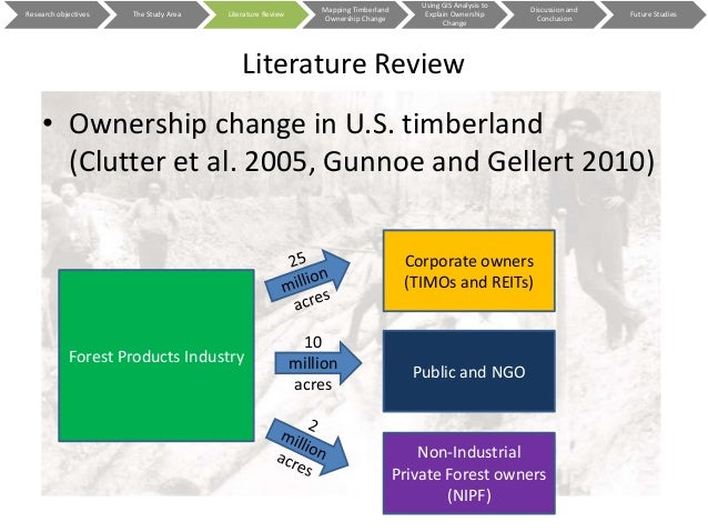 Economic analysis of timberland