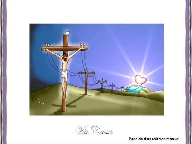 Via crucis dibujos_fano Slide 2