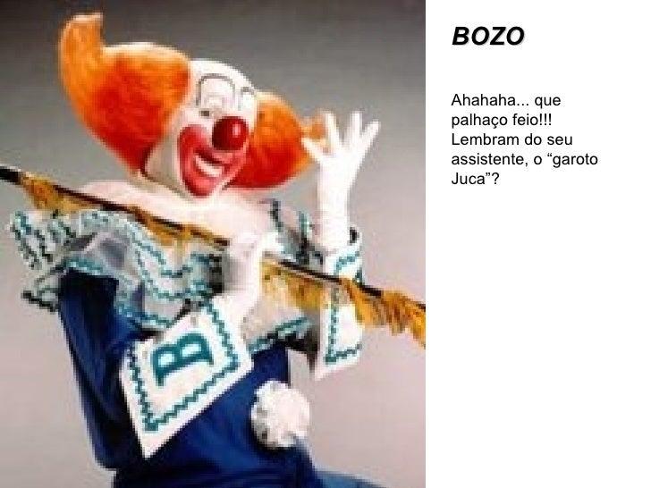 BOZO PALHAO BAIXAR CD