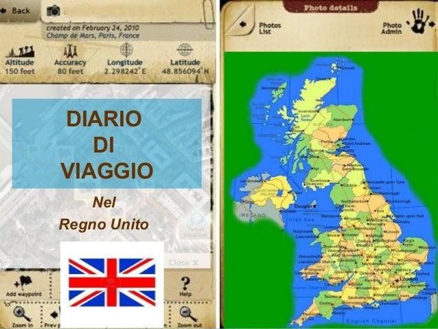 Regno Unito Cartina Geografica Politica.Viaggio Nel Regno Unito