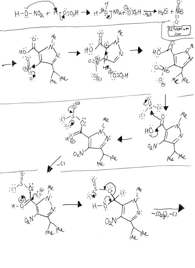 Synthesis Of Viagra