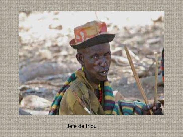 Jefe de tribu