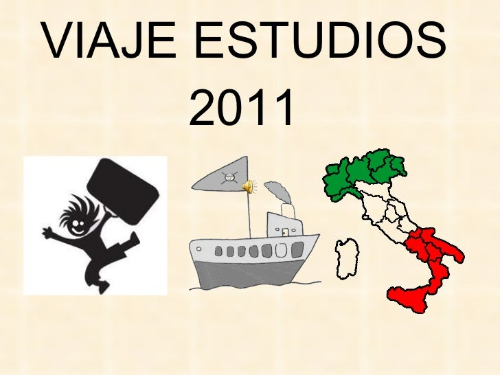 VIAJE ESTUDIOS 2011