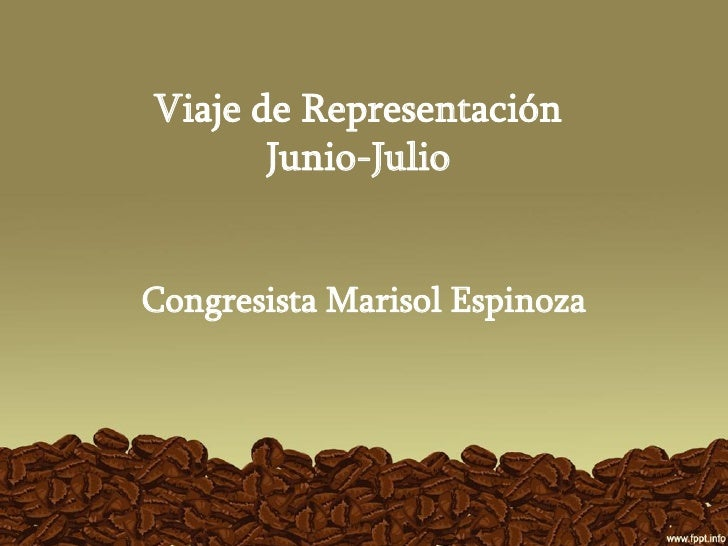 7mo Viaje de representación a Piura. Congresista Marisol Espinoza Cruz.