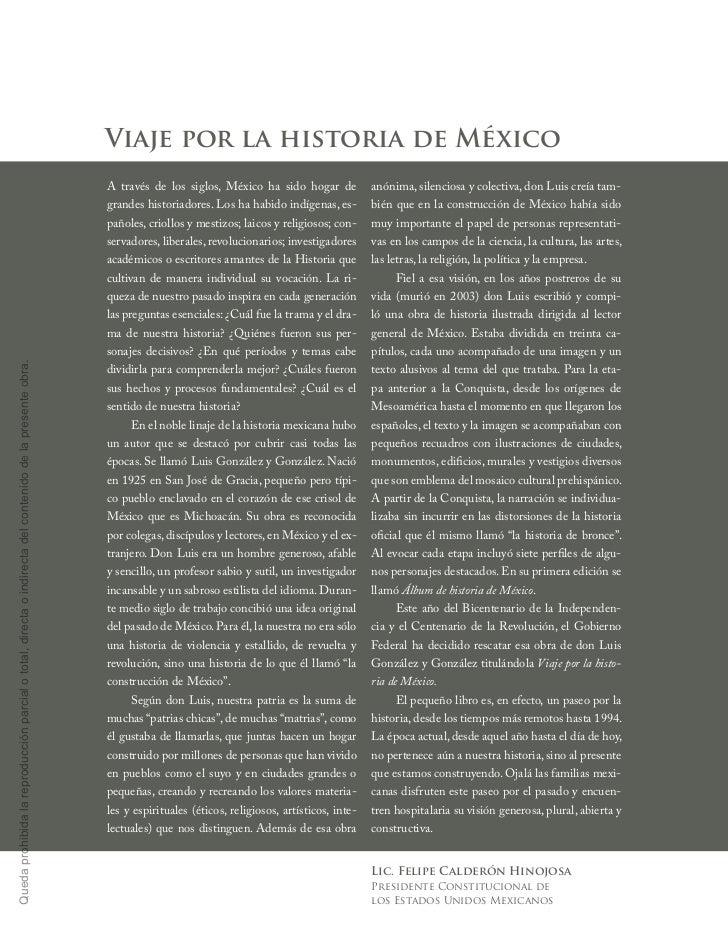 Viaje por la historia de México                                                                                           ...