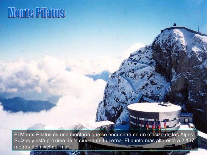 Viaje por los alpes Slide 2