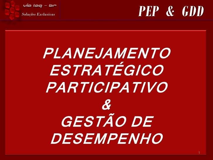 PEP & GDD Via Log  br Soluções Exclusivas                                   1