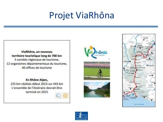 Projet ViaRhôna