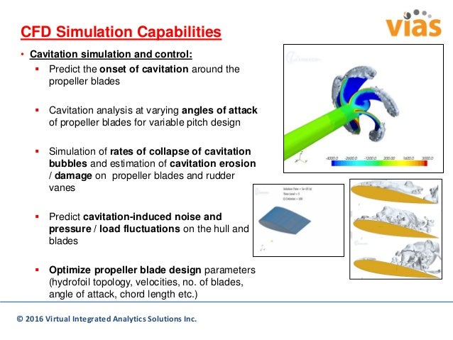 CFD simulation Capabilities for marine / offshore Applications
