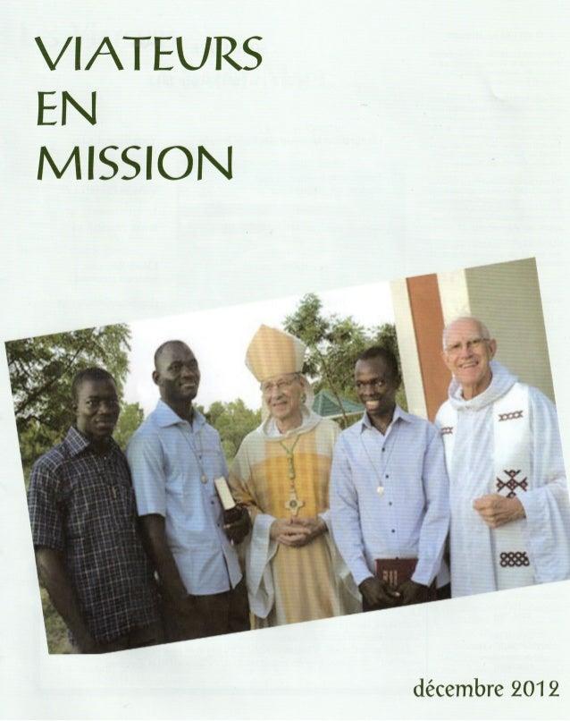 Viateurs mission-decembre-2012