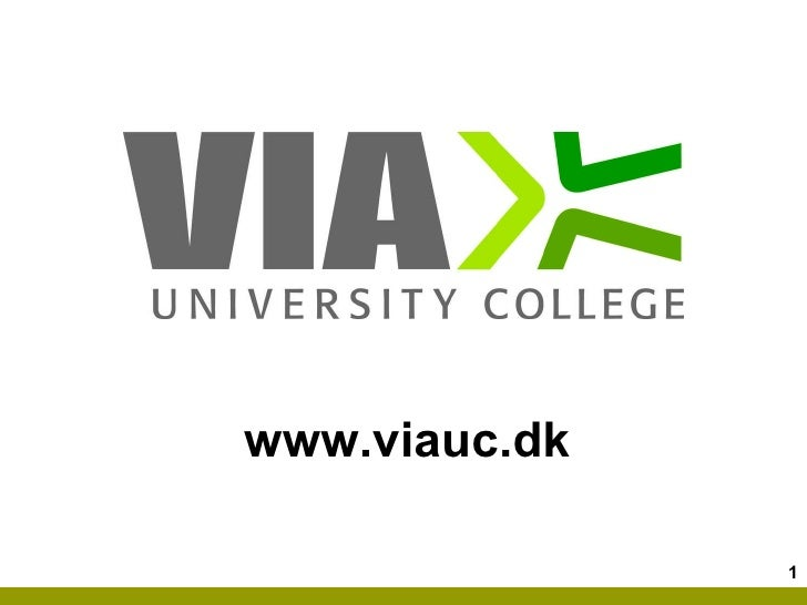 www.viauc.dk