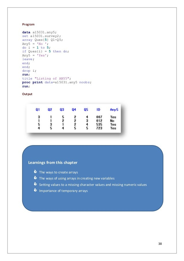 100 Free Tutorials to learn SAS - Data Science Central