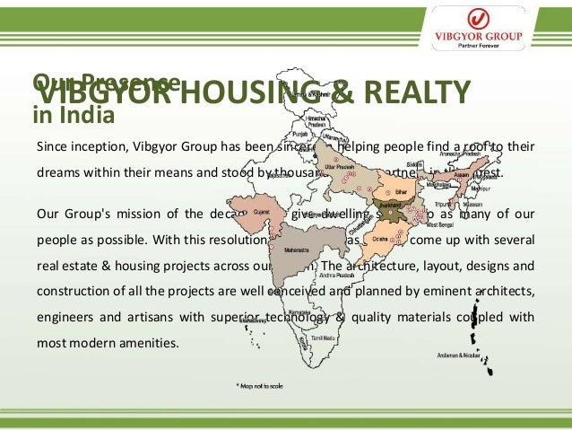 Vibgyor Group's Mr  Raja Bhadra most trusted name in Construction sec…