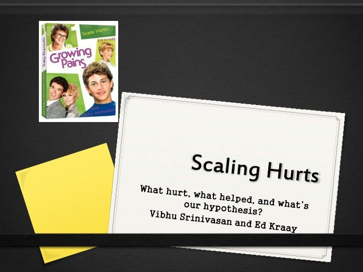 Scaling Agile Hurts by Vibhu Srinivasan