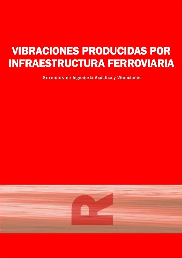 Servicios de Ingeniería Acústica y VibracionesVIBRACIONES PRODUCIDAS PORVIBRACIONES PRODUCIDAS PORVIBRACIONES PRODUCIDAS P...