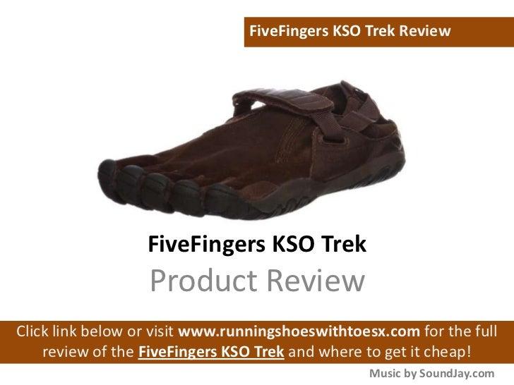 Vibram FiveFingers KSO Trek