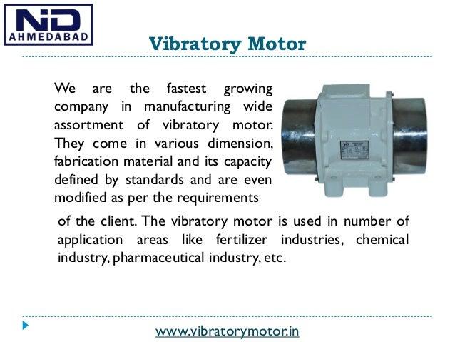Vibratory motor,vibratory motor, unbalance vibrating motors, vibrating screens, stone crusher motor Slide 2