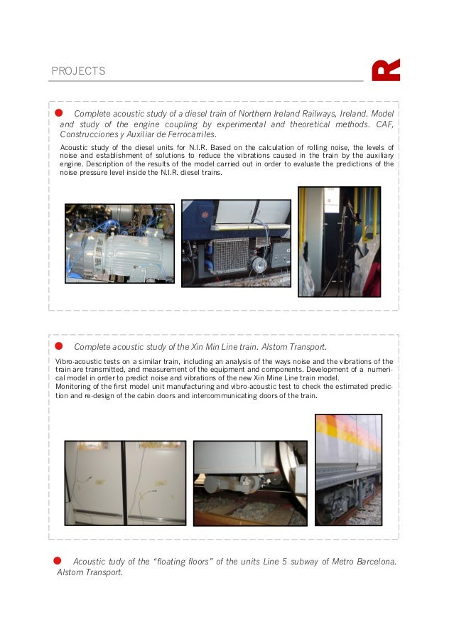Vibro Acoustics Catalogue