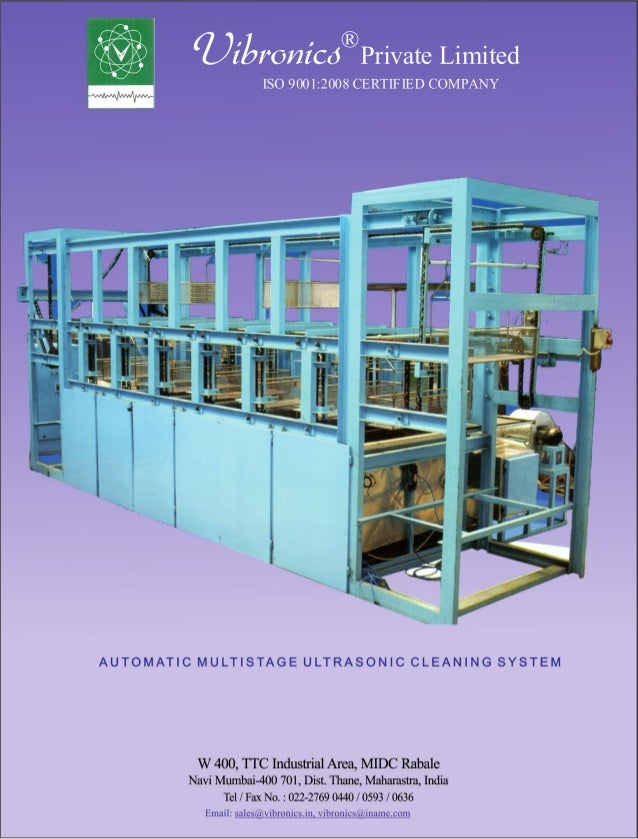 Vibronics Pvt. Ltd., Navi Mumbai, Flaw Detectors