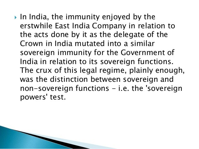 sovereign immunity essay What is sovereign immunity to create paragraphs in your essay response, type at the beginning of the paragraph, and at the end.