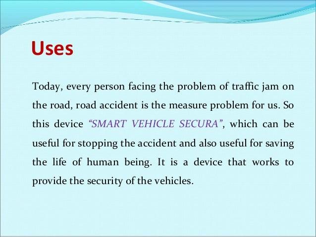 SMART Vehicle Secure PPT Slide 3