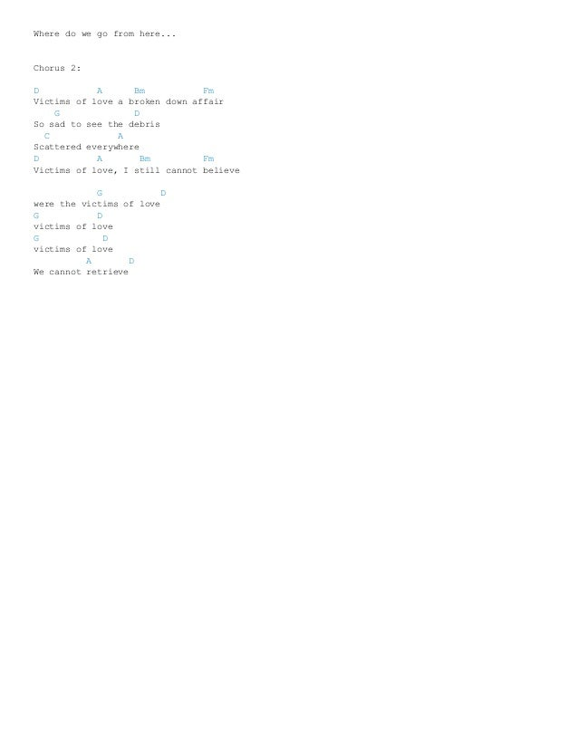 We found love chords ultimate guitar