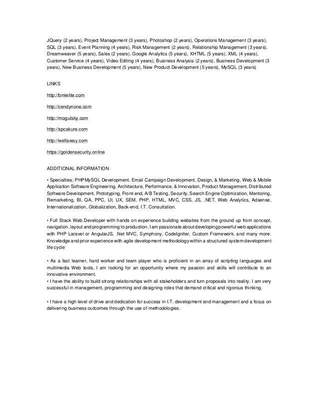 victor adimike resume
