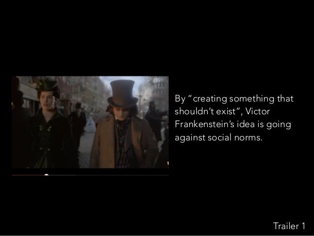 an analysis of the unpredictable character of victor frankenstein A whole lesson on the character analysis of victor frankenstein starter consists of a list of adjectives to describe victor and a range of quotations.
