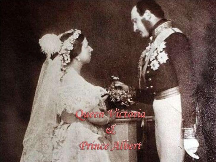 QueenVictoria & Prince Albert<br />