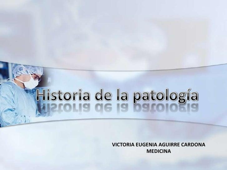 VICTORIA EUGENIA AGUIRRE CARDONA             MEDICINA