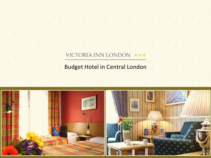 Budget Hotel in Central London