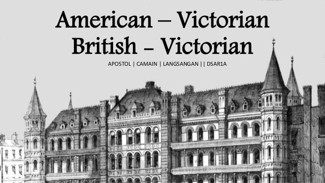 Interior Design Furniture American Victorian British