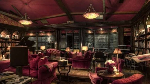 Victorian Interior Design 18