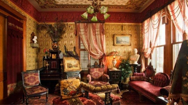 ARCHINT Victorian Period Interior Design Furniture Design