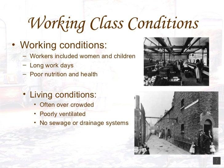Victorian social classes essay