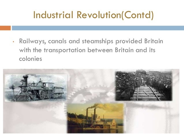 "account of the era of the industrial revolution We talk about history through the lens of ""era's"" as social, economic, and cultural  revolutions take hold throughout time an era is defined as ""a."