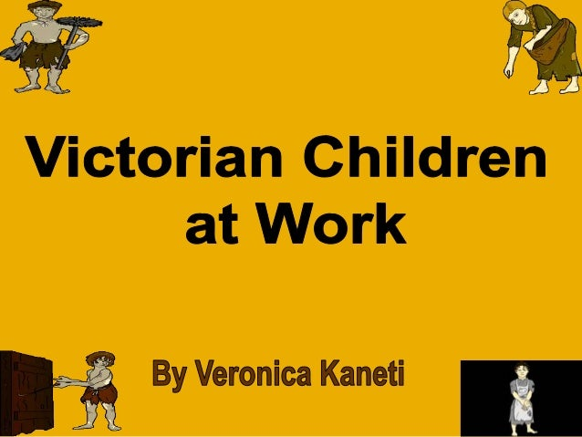Life was very hard for poor people in the Victorian period. At the beginning of Queen Victoria's reign (1837), some childr...