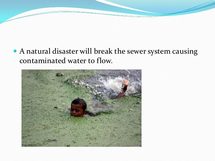 Natural Disaster Third World Countries