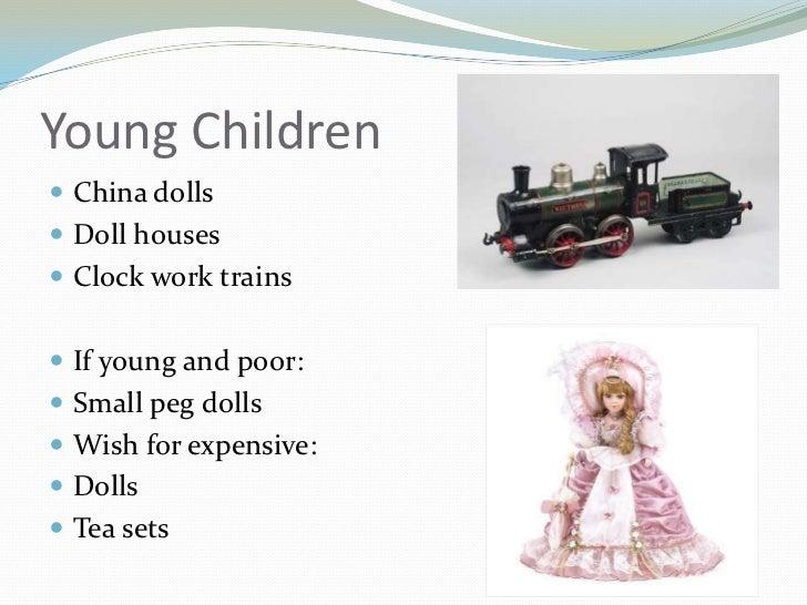 Poor People Toys : Victorian era toys