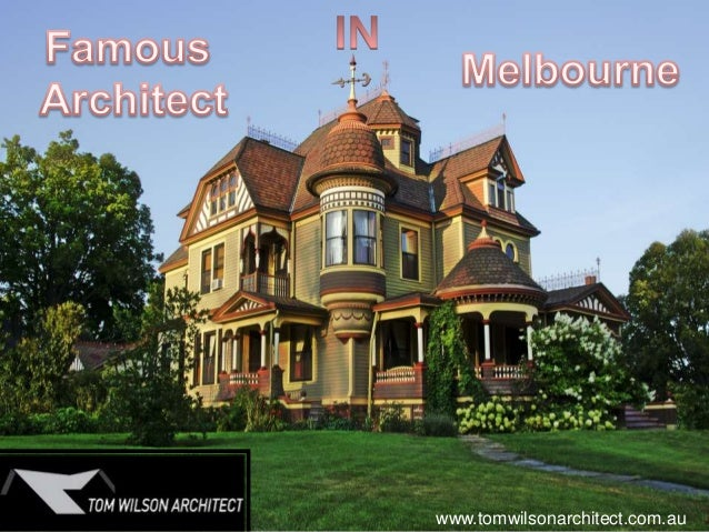 Victorian Homes In Melbourne Tom Wilson Architect