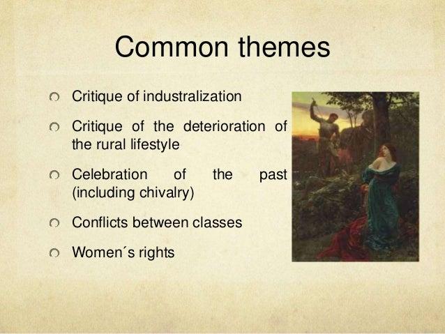 victorian literature themes