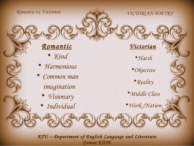 characteristic of romantic poetry English romantic poetry (course of lectures) contents lecture 1 english romanticism the spirit of the age lecture 2 romanticism and consciousness.