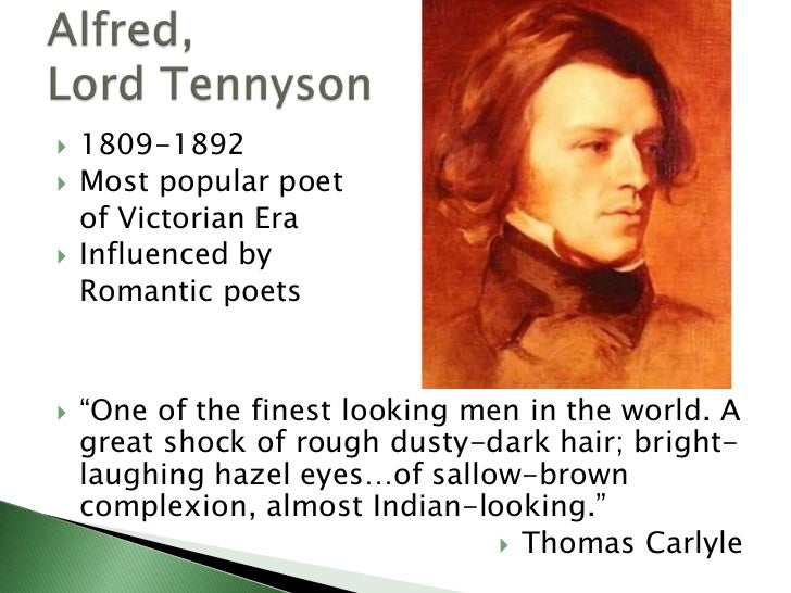 ulysses as a victorian poem Answer: though it is believed that tennyson composed ulysses soon after the  death of arthur hallamto shake off the deep shock the poem is.