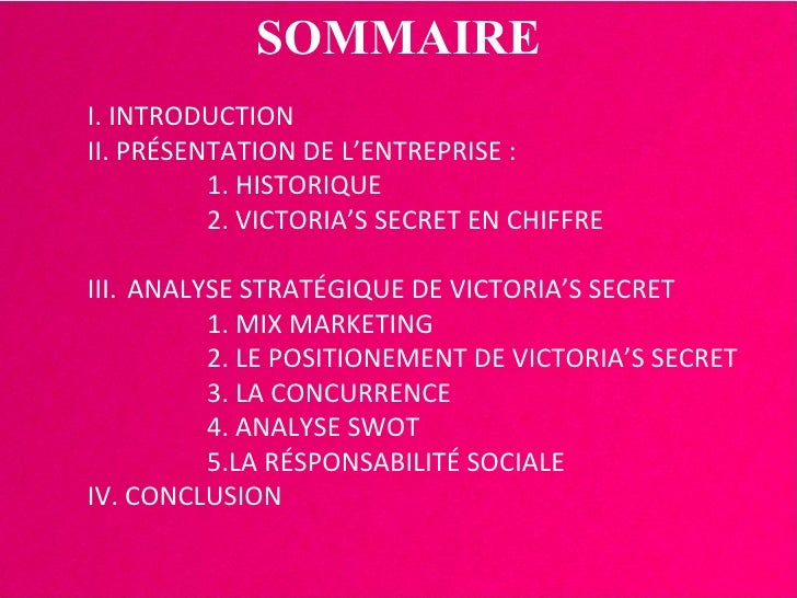 michael porter s analysis on victoria secret Chap 1 victoria's secret history and mission statement victoria's secret history  victoria's secret is the leading specialty retailer of lingerie around the world .