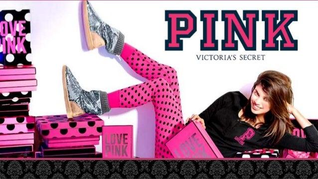 8fa4cdb607c Victoria s Secret Pink Case Study