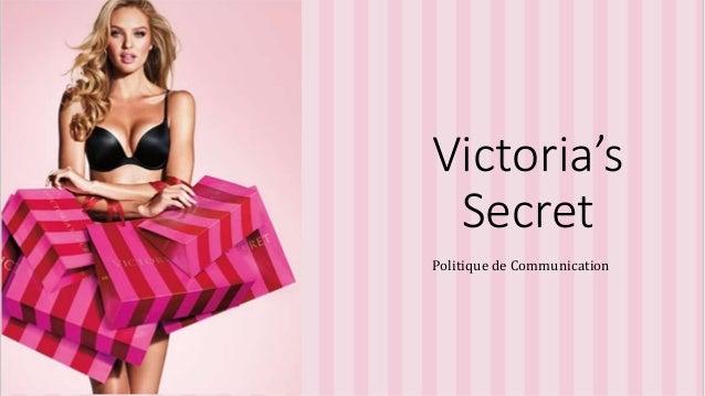 victoria secret communication plan Victoria's secret annual marketing plan table of content 1 executive summary 3 2 victoria secret communication strategy 2566 words | 11 pages.