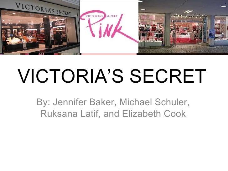 Victorias Secret Ppt